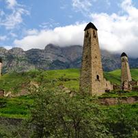 Ancient Nakh Architecture