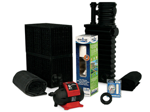 rainwater harvesting kit